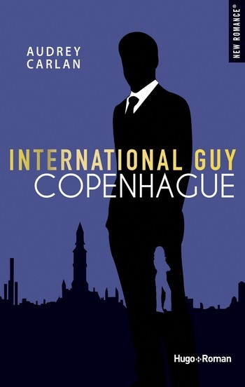 Couverture International Guy, tome 3 :  Copenhague