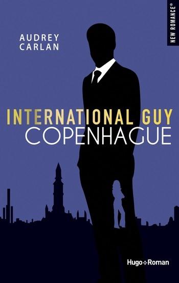 Couverture International Guy, tome 03 :  Copenhague
