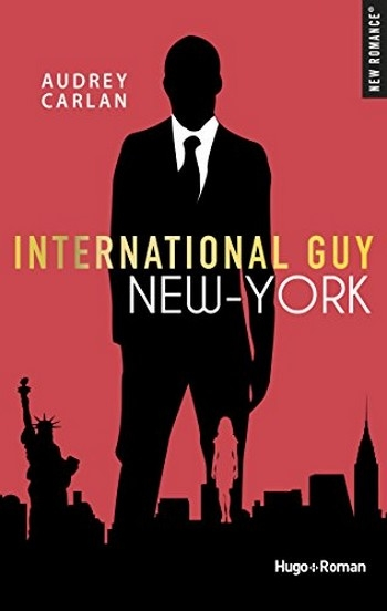 Couverture International Guy :  New-York