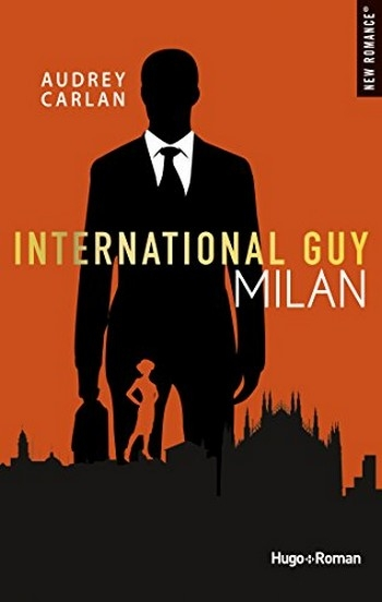 Couverture International Guy, tome 4 :  Milan