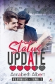 Couverture #gaymers, tome 1 : Status update Editions MxM Bookmark (Romance) 2018