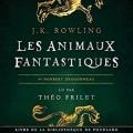 Couverture Les animaux fantastiques / Les animaux fantastiques : Vie & habitat Editions Audible studios 2018