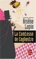Couverture La comtesse de Cagliostro Editions Le Livre de Poche (Policier) 2016