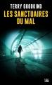 Couverture Les sanctuaires du mal Editions Bragelonne (Thriller) 2018
