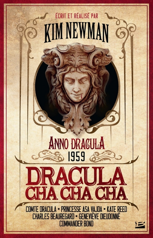 Couverture Anno Dracula, tome 3 : Dracula cha cha cha / Le jugement des larmes