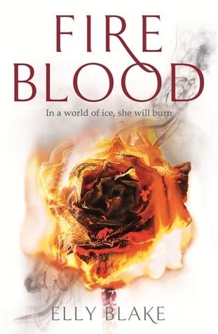Couverture The Frostblood Saga, book 2: Fireblood