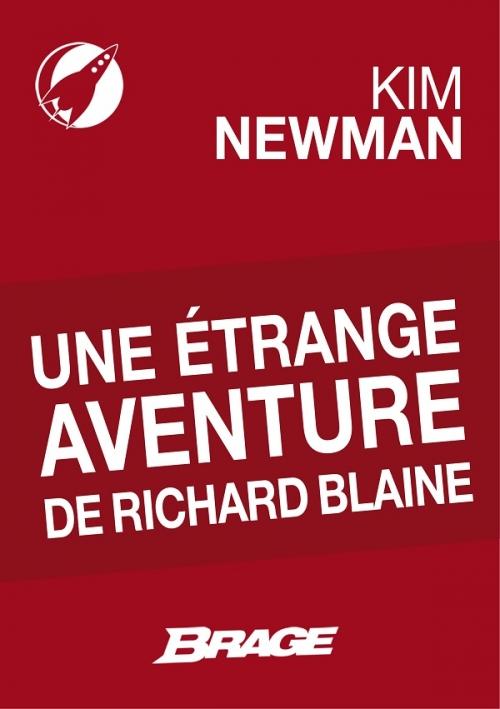 Couverture Une étrange aventure de Richard Blaine