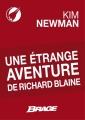 Couverture Une étrange aventure de Richard Blaine Editions Bragelonne (Brage) 2013