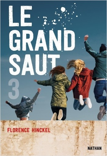 Couverture Le grand saut, tome 3
