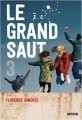 Couverture Le grand saut, tome 3 Editions Nathan (Grand format) 2018