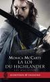 Couverture Les MacLeods, tome 1 : La loi du highlander Editions J'ai Lu (Pour elle - Aventures & passions) 2017