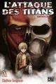Couverture L'attaque des Titans, tome 21 Editions Pika (Seinen) 2017