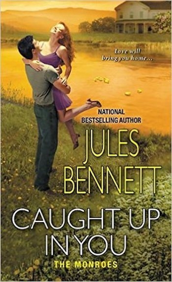 Couverture The Monroes, book 2: Caught Up In You