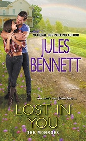 Couverture The Monroes, book 3: Lost in You