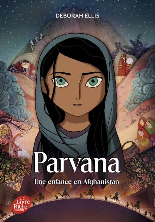 Couverture Parvana : Une enfance en Afghanistan