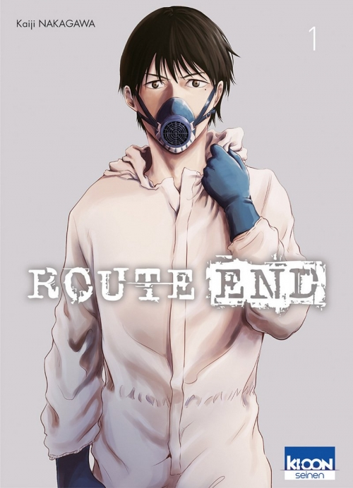 Couverture Route end, tome 1