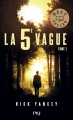 Couverture La 5e vague, tome 1 Editions Pocket (Jeunesse - Best seller) 2018