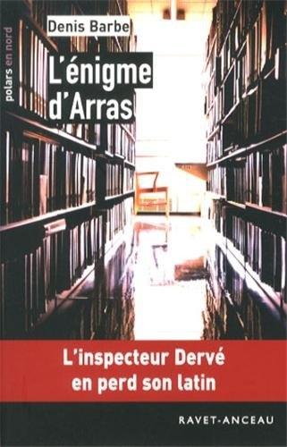 Couverture L'énigme d'Arras