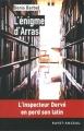 Couverture L'énigme d'Arras Editions Ravet-Anceau (Polars en nord) 2013