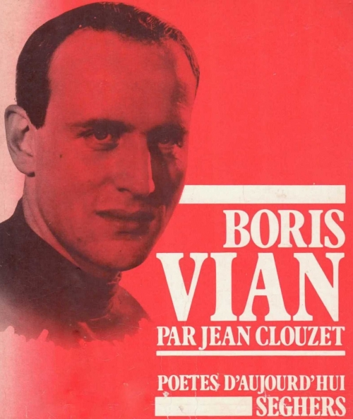 Couverture Boris Vian