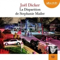 Couverture La disparition de Stéphanie Mailer Editions Audiolib 2018