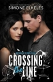 Couverture Crossing the Line Editions HarperTeen 2018