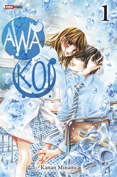 Couverture Awa koi, tome 1