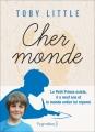"""Couverture Cher monde / """"Cher monde"""" Editions Pygmalion (Grands romans) 2017"""
