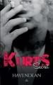 Couverture Kurt's secret Editions EdiLigne 2018