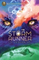 Couverture The Storm Runner Editions Disney-Hyperion 2018