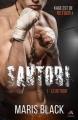 Couverture Santori, tome 1 : Le retour Editions MxM Bookmark 2018