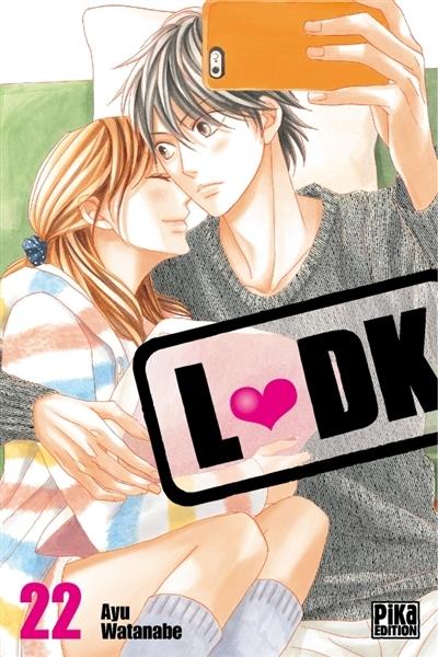 Couverture L-DK, tome 22