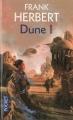 Couverture Le Cycle de Dune (7 tomes), tome 1 : Dune, partie 1 Editions Pocket (Science-fiction) 2012