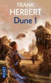 Couverture Le Cycle de Dune (7 tomes), tome 1 : Dune, partie 1 Editions Pocket (Science-fiction) 2012