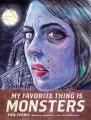 Couverture Moi, ce que j'aime, c'est les monstres, tome 1 Editions Fantagraphics Books 2017