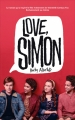 Couverture Moi, Simon, 16 ans, homo sapiens / Love, Simon Editions France Loisirs 2018