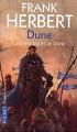 Couverture Le Cycle de Dune (7 tomes), tome 6 : Les Hérétiques de Dune Editions Pocket (Science-fiction) 2005