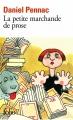 Couverture La saga Malaussène, tome 3 : La petite marchande de prose Editions Folio  2014