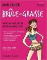 Couverture Mon cahier : Brûle-graisse Editions Solar 2017