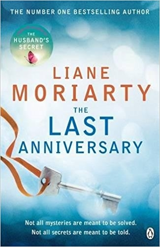 Couverture The last anniversary