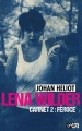 Couverture Lena Wilder, tome 2 : Féroce Editions Lynks 2018