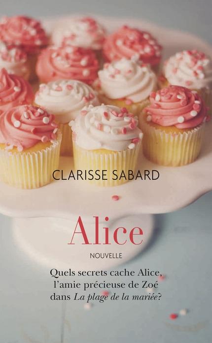Couverture La plage de la mariée, tome 0 : Alice