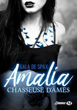 Couverture Amalia chasseuse d'âmes