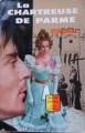 Couverture La chartreuse de Parme Editions du Gerfaut 1957