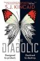 Couverture Diabolic, tome 1 : Protéger ou mourir Editions Simon & Schuster (UK) 2016