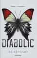 Couverture Diabolic, tome 1 : Protéger ou mourir Editions Oscar Mondadori 2017