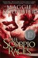 Couverture Sous le signe du scorpion Editions Scholastic 2013