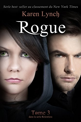 Couverture Relentless, tome 3 : Rogue