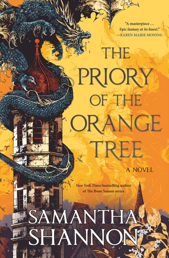 Couverture The Priory of the Orange Tree