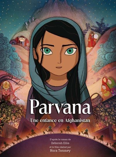 Couverture Parvana : Une enfance en Afghanistan (BD)